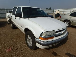 Chevrolet S-10 LS 2001