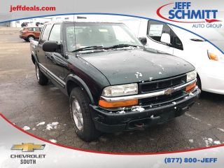 Chevrolet S-10 LS 2003