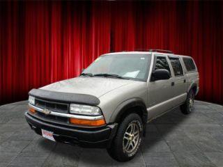 Chevrolet S-10 LS 2004
