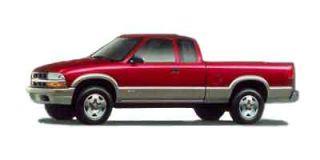 Chevrolet S-10 LS 2000