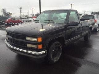 Chevrolet C/K 1500 Cheyenne 1995