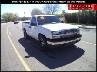 Used 2005 Chevrolet Silverado 1500 LS in Avondale, Arizona