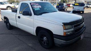 Chevrolet Silverado 1500 Work Truck 2006