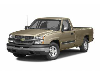 Chevrolet Silverado 1500 Work Truck 2004