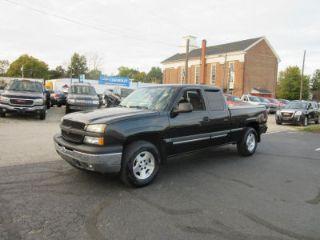 Used 2005 Chevrolet Silverado 1500 in Mechanicsburg, Ohio