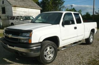 Used 2005 Chevrolet Silverado 1500 Z71 in Heath, Ohio