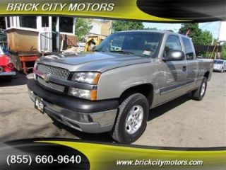 Used 2004 Chevrolet Silverado 1500 LS in Newark, New Jersey