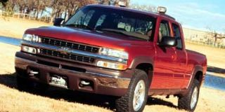 Chevrolet Silverado 1500 LS 1999