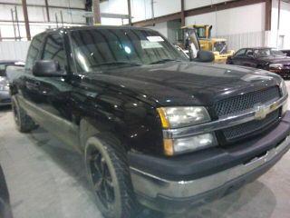 Chevrolet Silverado 1500 2004