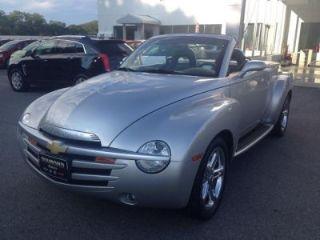 Used 2005 Chevrolet SSR in Auburn, Massachusetts