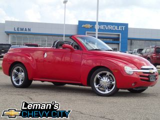 Used 2005 Chevrolet SSR in Bloomington, Illinois
