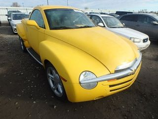 Used 2004 Chevrolet SSR in Sacramento, California