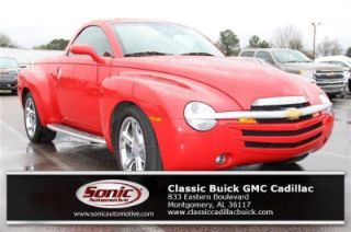 Used 2004 Chevrolet SSR in Montgomery, Alabama