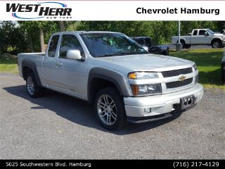Chevrolet Colorado LT 2012