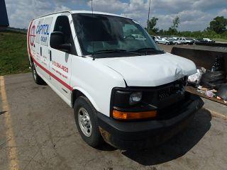 Chevrolet Express 2500 2003