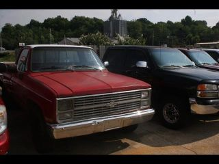 1984 Chevrolet C/K 20