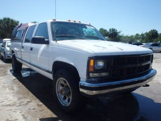 Used 2000 Chevrolet C/K 3500 in West Palm Beach, Florida