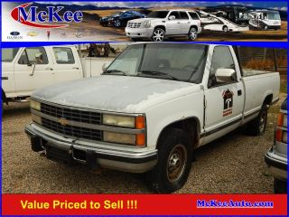 Chevrolet C/K 3500 1992