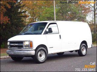 Chevrolet Express 2500 2002