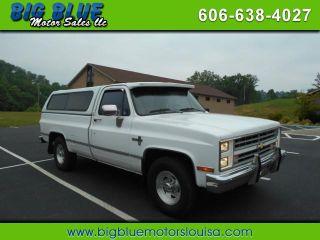 Chevrolet R/V 20 1987