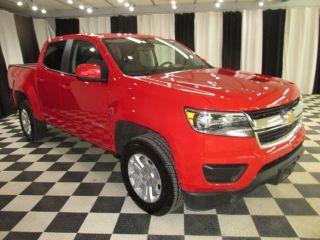 Chevrolet Colorado LT 2018
