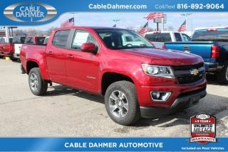 Chevrolet Colorado Z71 2018