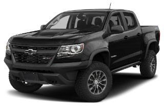 Used 2018 Chevrolet Colorado ZR2 in East Providence, Rhode Island