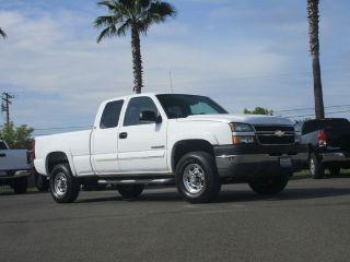 Used 2005 Chevrolet Silverado 2500HD LS in Rio Linda, California