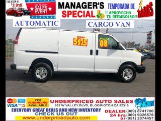 Chevrolet Express 3500 2008
