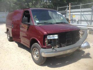 Chevrolet Express 3500 2002