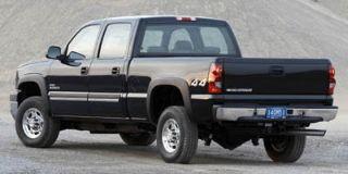 Chevrolet Silverado 2500HD LT 2006