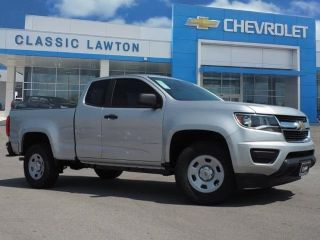 Chevrolet Colorado Base 2018