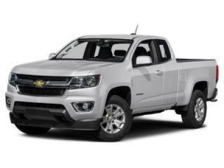 Chevrolet Colorado Base 2016