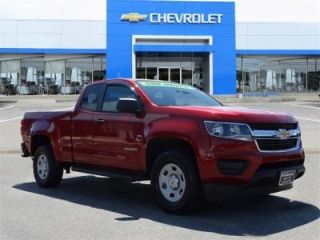 Chevrolet Colorado Work Truck 2016