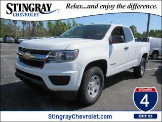 Chevrolet Colorado Work Truck 2018