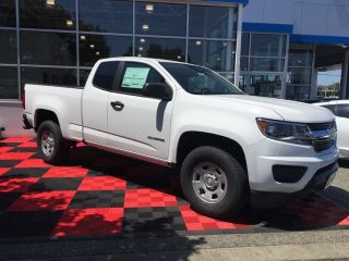 Chevrolet Colorado Work Truck 2016