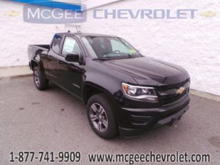 Chevrolet Colorado Work Truck 2018