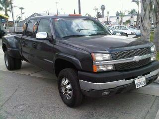 Chevrolet Silverado 3500 LS 2003
