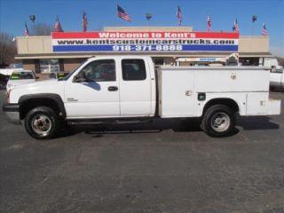 Chevrolet Silverado 3500 2003