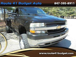 2001 Chevrolet Silverado 3500