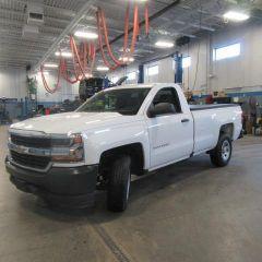 Chevrolet Silverado 1500 Work Truck 2016