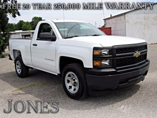 Used 2015 Chevrolet Silverado 1500 Work Truck in Humboldt, Tennessee