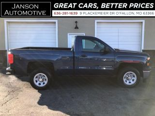 Used 2015 Chevrolet Silverado 1500 Work Truck in O'Fallon, Missouri