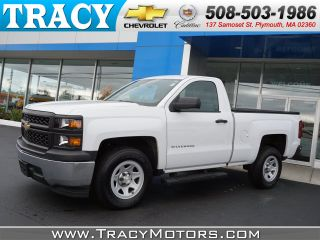 Used 2014 Chevrolet Silverado 1500 Work Truck in Plymouth, Massachusetts
