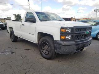 Chevrolet Silverado 1500 Work Truck 2014
