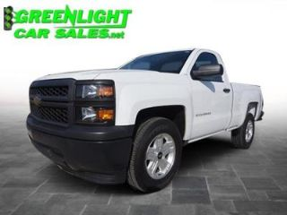 Chevrolet Silverado 1500 Work Truck 2015
