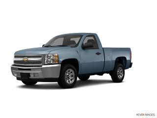 Chevrolet Silverado 1500 Work Truck 2012