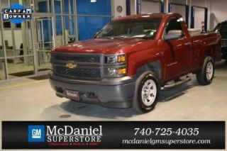 Used 2015 Chevrolet Silverado 1500 Work Truck in Marion, Ohio