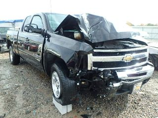 Chevrolet Silverado 1500 LT 2011