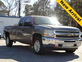 Used 2013 Chevrolet Silverado 1500 LT in Kitty Hawk, North Carolina